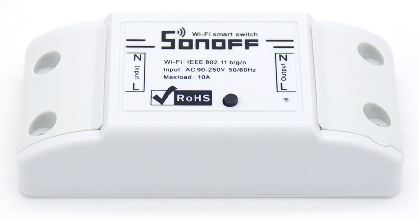 Sonoff firmware tutorial to ESP easy - RUTG3R COM