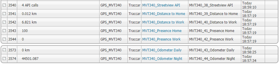 GPS data from Traccar in Homeseer - RUTG3R COM