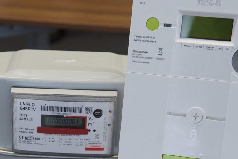 Sagemcom-T210D P1 Smartmeter reading in Homeseer - RUTG3R COM